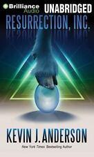 Resurrection, Inc by Kevin J. Anderson (2014, CD, Unabridged)