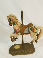 Carousel Horse Willitt's Designs - The Tobin Fraley Collection Ltd. Edition 5043