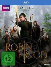 JONAS ARMSTRONG/LUCY GRIFFITHS - ROBIN HOOD-STAFFEL 2,TEIL 2; 2 BLU-RAY NEU