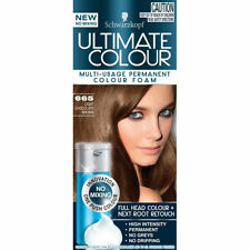 Schwarzkopf Unisex Light Brown Permanent Hair Colouring