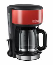 Cafetiere Filtre Russell Hobbs 20131-56 1 25 L Rouge flamboyant