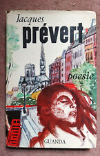 Jacques Prevert - POESIE - Guanda, 1961