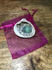 Green Marble Genuine North East Coast Seaglass Seaham Plus Glass Beads