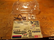 OR-30 Body OR-31 Body Set OR-32 Decal - Kyosho Nissan Saurus / Ultima Scale Car