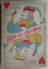 Znalezione obrazy dla zapytania Jan Rakoczy Tylko dla szkaciorzy