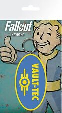 Fallout - Vault Tec Keyring - Officially Licensed Merchandise