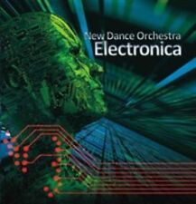 NEW DANCE ORCHESTRA - ELECTRONICA NEW CD