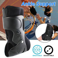 Fracture Ankle Foot Sprain Injury Air Walker Boot Brace Support Stabilizer