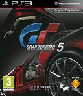 Gran Turismo 5 - Playstation 3 (PS3) - UK/PAL