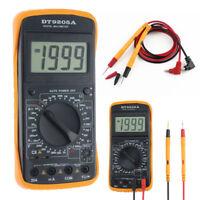LCD Digital Multimeter Electric AC DC Voltmeter Ohmmeter Handheld Multi Tester