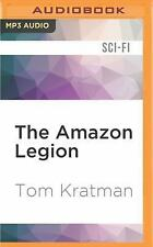 Carrera: The Amazon Legion 4 by Tom Kratman (2016, MP3 CD, Unabridged)