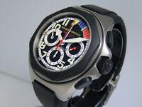 Girard Perregaux Laureato BMW Oracle Racing USA 98 80175 Ti/ LTD 46mm $18500 NIB
