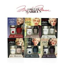 Harmony Gelish & Morgan Taylor - FOREVER MARILYN FULL 2019 Collection 6pcs