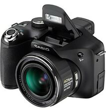 Casio Exilim EX-FH20 9.1 MP Digital Camera with 20x Optical Zoom and 3-Inch L...