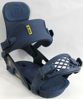 Ride Rodeo Snowboard Bindings Extra Large Men's US Size 11-15 Midnight New 2020