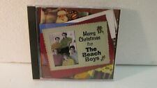 Merry Christmas From The Beach Boys CD 2002 EMI Music Special Markets  cd7475