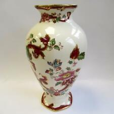 Stunning Mason's Vase Mandalay Red - Ironstone Pottery - Made in England - 29cm