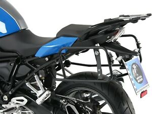 NEW HEPCO AND BECKER QUICK RELEASE PANNIER FRAMES TO FIT BMW R1200/R1250R/RS