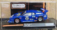 "Scaleauto  BMW M1 Group 5  #53 EMKA ""Le Mans 1981""   Ref. SC-6024"