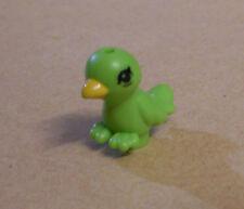 Lego grüner Vogel mit gelbem Schnabel - Lime Bird Friends Tiere Vögel Neu