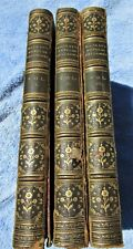 Memoirs of Extraordinary Popular Delusions Mackay 1841 Bentley 3 Volumes 1st Ed.