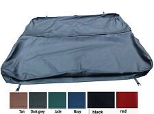 make different size and color spa cover outside vinyl  hot tub cover skin