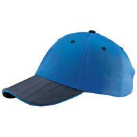 COTTON  SPORTS TWILL CAP W/SANDWICH BILL