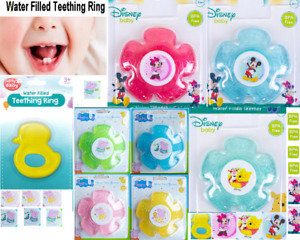 New Silicone Baby Teething Teether  Safe BPA Chew Toy UK