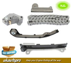 TIMING CHAIN KIT TO SUIT NISSAN PULSAR N16 1.6L 1.8L 4cyl ENGINE 00-05 ANTK16