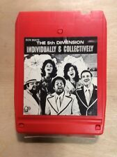 The 5th Dimension Individually & Collectively 8 Tract Tape Bell Records Label