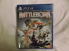 NEW Battleborn Game for PlayStation 4 BRAND NEW FACTORY SEALED REGION FREE