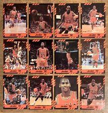 """12 Card Michael Jordan """"Best Of The Best"""" Promo Lot. Early MJ!"""