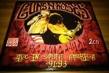 Guns n Roses - Live in South America 91-93 (Greek 2cd promo NEW)