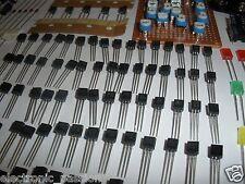 MEGA GRANDE KIT TRANSISTOR BD140 BD139 BC328 componenti elettronici LOTTO