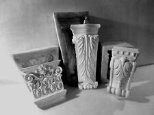 Corbels Three Silicone Moulds Resin Plaster Cement Start Up New Corbel Business