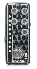 Mooer Micro Preamp 001 Gas Station Guitar Effect Pedal