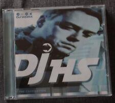 DJ worx DJ HS, the compilation, CD
