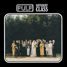 "Pulp - Different Class 180G LP REISSUE NEW PLAIN Britpop, ""Common People"""