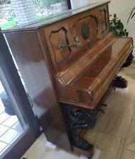 Wunderschönes historisches Klavier mit Zubehörpaket - 19. Jahrhundert aus Zeitz