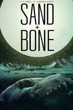 Sand + Bone Graphic Novel Krul Mutti