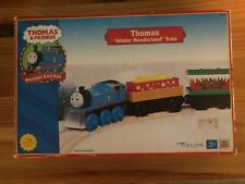 Learning Curve Thomas Train Winter Wonderland Train! New!