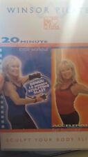 Winsor Pilates 20 Minute Workout Accelerated Fat Burning DVD Buy It Now !!!