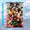 Demon Slayer: Kimetsu no Yaiba Anime Cosplay Scroll Home Poster Wall Decor
