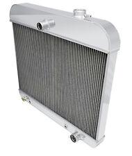 1965 66 GMC 1000/1500 Truck 3 Row Aluminum DR Radiator