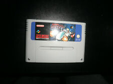 SNES -  super r-type - cart