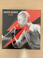 David Bowie 10 CD Live Box Set inc Montreal 1983, Rio 1990, Toyko 1978 plus more