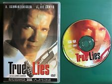 DVD - TRUE LIES ARNOLD SCHWARZENEGGER - USATO OTTIMO