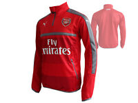 Puma Arsenal London Training Shirt rot AFC Gunners Jersey Premier League S - XL