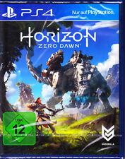 Horizon: Zero Dawn PS4 Spiel NEU (Rollenspiel, RPG Abenteuer)