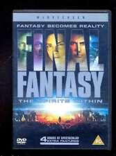 DVD SF/Fantasy FINAL FANTASY THE SPIRITS WITHIN, coffret 2 DVD